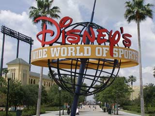 Disney Wide World of Sports entrance